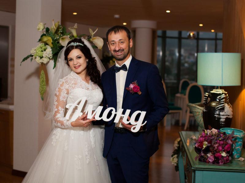 Заурбек и Юлия